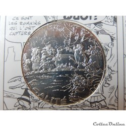 10 euros, Astérix et l'égalité Distribut...