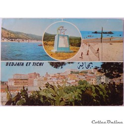 CP d'Algérie, Bedjaïa et Tichi