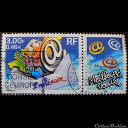 03365 Troisième millénaire 3F - 0.46€ de 2000