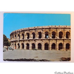 CPA du Gard, Nîmes, les Arènes