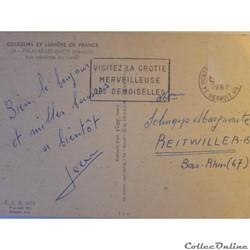 carte postale france languedoc roussillon cpa de herault palavas les flots