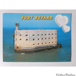 CP de Charente-Maritime, Fort Boyard