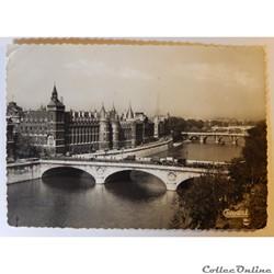 CPA de Paris, la Conciergerie et la Sein...