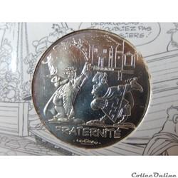 10 euros, Astérix et fraternité Grecs 20...
