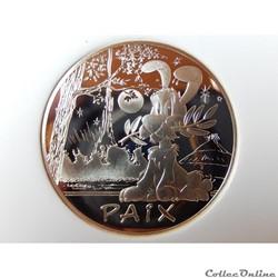 50 euros, Astérix et la paix Idéfix 2015