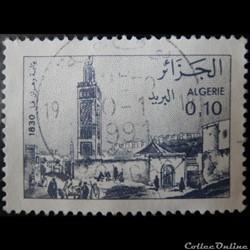 Algérie 00801 vue d'Oran en 1830 0.10d d...
