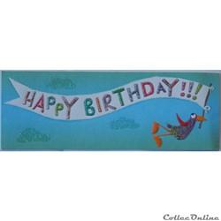 CP Joyeux anniversaire
