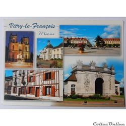 CP de La Marne, Vitry-le-François
