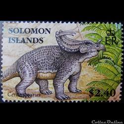 Salomon (îles) 01319 Centrosaurus 2.40$ de 2006