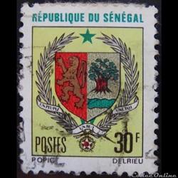 Sénégal 00342 armoirie 30F de 1970