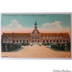 CPA du Nord, Zuydcoote, le Sanatorium