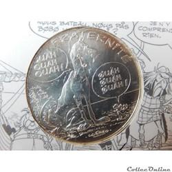 10 euros, Astérix et la fraternité Danoi...