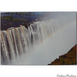 CP du Zimbabwe, chutes Victoria