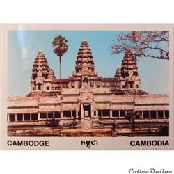 CP du Cambodge, Angkor Wat