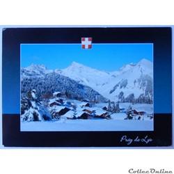 CP de Haute-Savoie, Praz-de-Lys