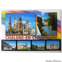 CP de La Marne, Châlon-en-Champagne