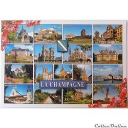 CP de Champagne-Ardenne, La Champagne