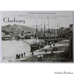 CP de la Manche, Cherbourg