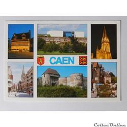 CP du Calvados, Caen