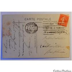 carte postale france pay la cpa de maine et loire angers