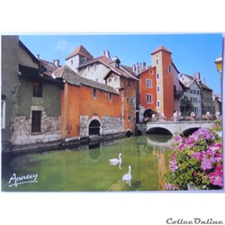 CP de Haute-Savoie, Annecy