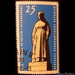 Allemagne RDA 00841 mémorial de Putten 2...