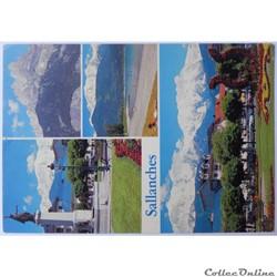 CP de Haute-Savoie, Sallanches