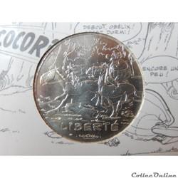 10 euros, Astérix et liberté A Cheval 20...