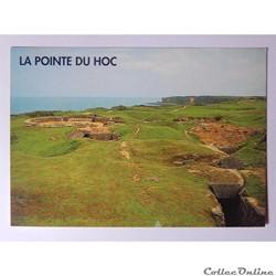 CP du Calvados, la pointe du Hoc