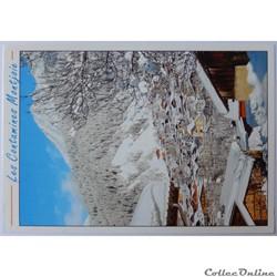 CP de Haute-Savoie, Les Contamines Montj...