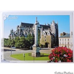 CP de Loire-Atlantique, Nantes