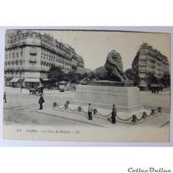 CPA de Paris, Le Lion de Belfort