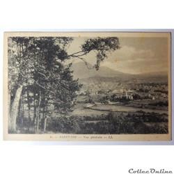 CPA des Vosges, Saint-Dié, vue générale