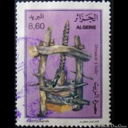 Algérie 01046 pressoir à huile 8.60d de ...
