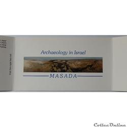 CP d'Israël, Masada
