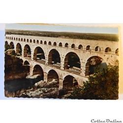 CPA du Gard, Nîmes, le Pont du Gard