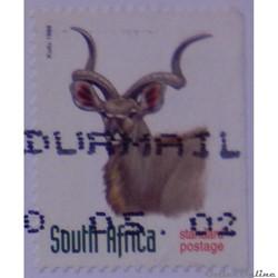 Afrique du Sud 01001 Grand Koudou valeur...
