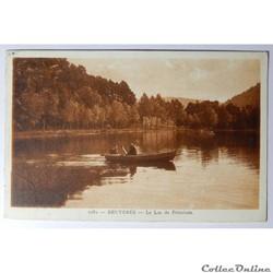 CPA des Vosges, Bruyères, le lac de Pointhaie