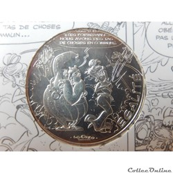 10 euros, Astérix et l'égalité Baffes 20...