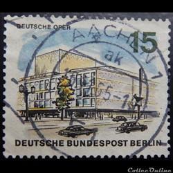 Allemagne Berlin 00231 Opéra Allemand 15...