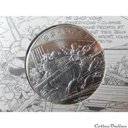 10 euros, Astérix et l'égalité Rameurs 2...