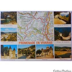 CP de l'Ardèche, le Vivarais