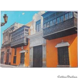 CP du Pérou, Lima