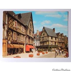 CP du Cher, Bourges