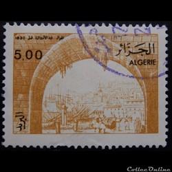 Algérie 00941 vue d'Alger en 1830 5.00d ...