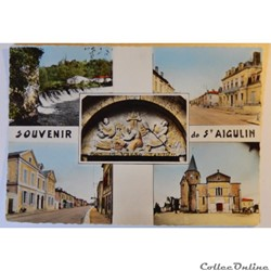 CPA de Charente-Maritime, Saint Aigulin.