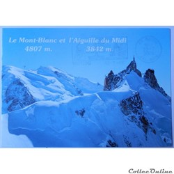 CP de Haute-Savoie, Mont Blanc