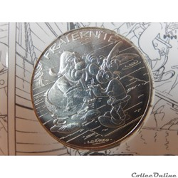 10 euros, Astérix et la fraternité Suiss...