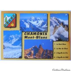 CP de Haute-Savoie, Chamonix, Mont Blanc