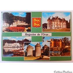 CP de l'Orne, Bagnoles de l'Orne